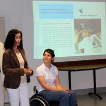 Salima Ciccariello, conférence shiatsu 03/06/2013