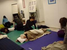 Formation shiatsu à marseille école IMAE Salima Ciccariello FFST 2015
